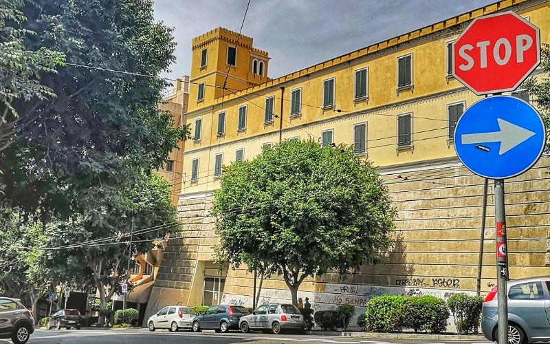 L'hotel Scala di Ferro: un pezzo importante della storia ...