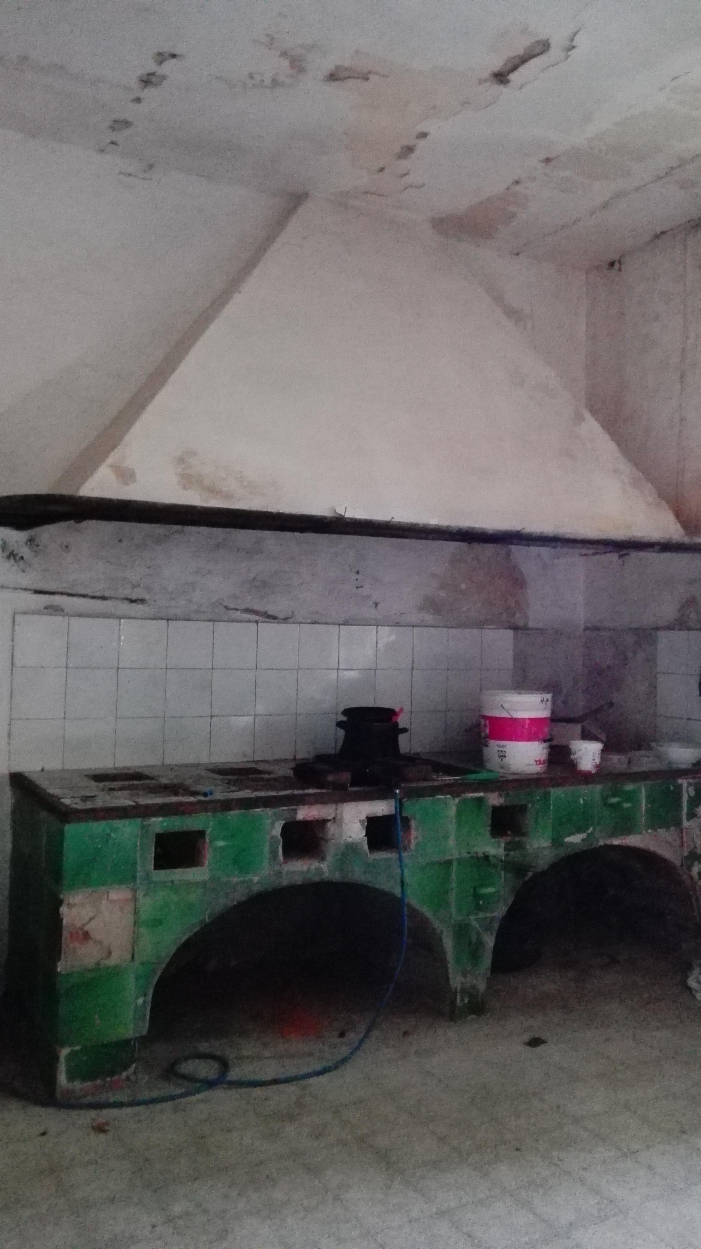Cucina villa alice