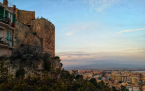 Panorama dal Quartiere Castello